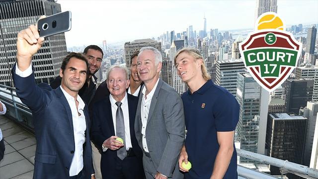 «Il y a du Federer en Shapovalov»