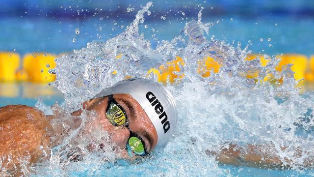 Gregorio Paltrinieri convince ancora nelle acque libere e il sogno olimpico prende forma