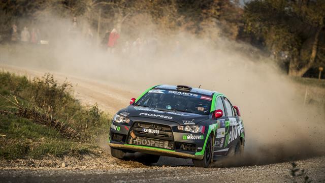 Remennik revs up for FIA European Rally Trophy bid