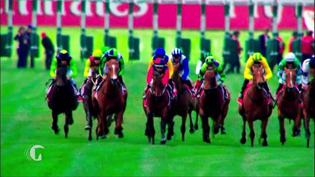 Longines: Fans gripped as Cross Counter wins Melbourne Cup