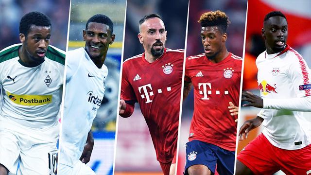 La Bundesliga, accélérateur de carrière pour les attaquants français ?