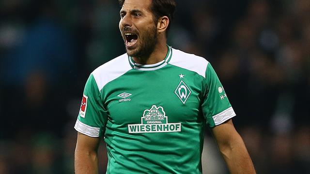 Pizarro fällt länger aus