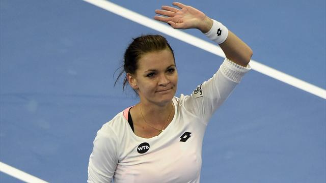 Clap de fin pour Agnieszka Radwanska — WTA