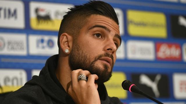 """Insigne: """"Io attaccante? L'ha deciso Ancelotti dopo la Samp. Peccato averlo conosciuto solo ora"""""""