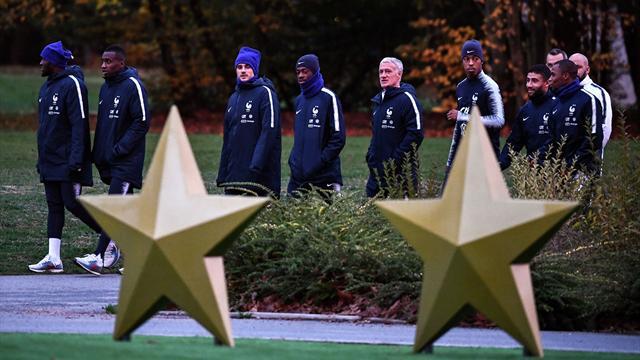 Sidibé et Mandanda de retour à l'entraînement, Fekir à part