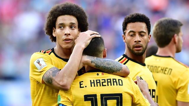 """Witsel sur Hazard : """"Eden n'est jamais stressé"""""""