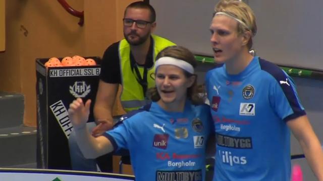 Höjdpunkter: Kim Nilsson bakom nykomlingarnas seger
