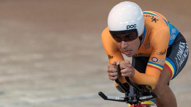 El Caja Rural completa su plantilla con el campeón de mundo Sebastián Mora