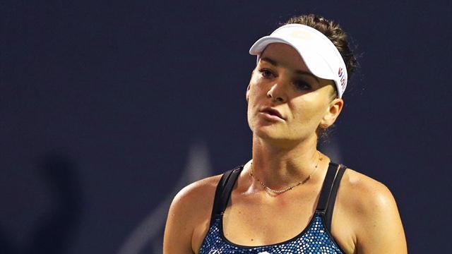 Former world number two Radwanska announces retirement