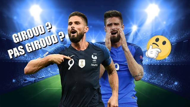 Giroud ou pas Giroud : L'attaquant des Bleus connaît-il sa carrière sur le bout des doigts ?