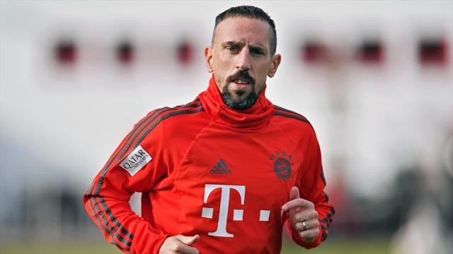 """Ribéry passe à la caisse : le Bayern lui inflige une """"lourde amende"""" après ses insultes"""