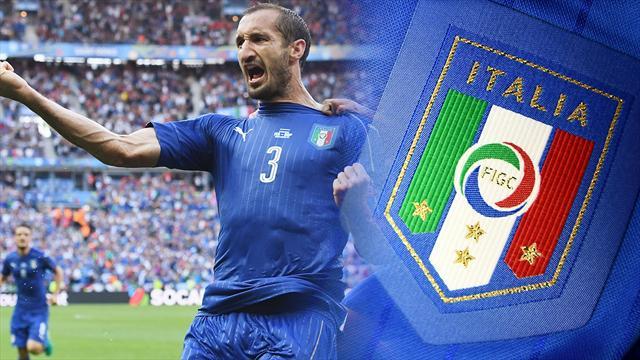 Chiellini entra nella storia: 100 presenze con l'Italia come i più grandi, da Zoff a Maldini