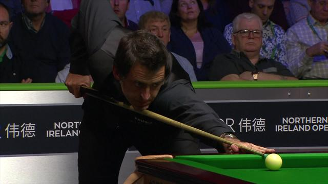 'Where did he find that one from??' - Sensational pot from O'Sullivan