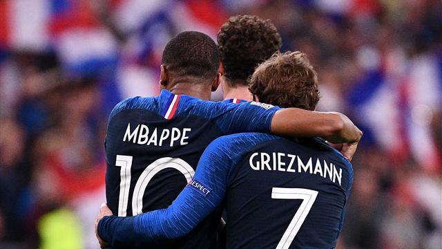 El galardón que Griezmann y Mbappé le han arrebatado a Neymar