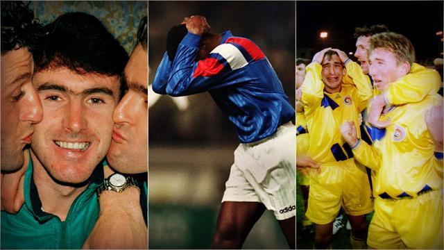 25 ans après, la folle soirée du 17 novembre 1993 reste inoubliable