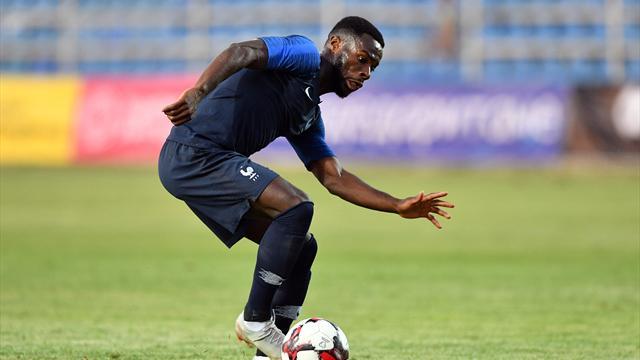 Bamba évite la défaite aux Bleuets