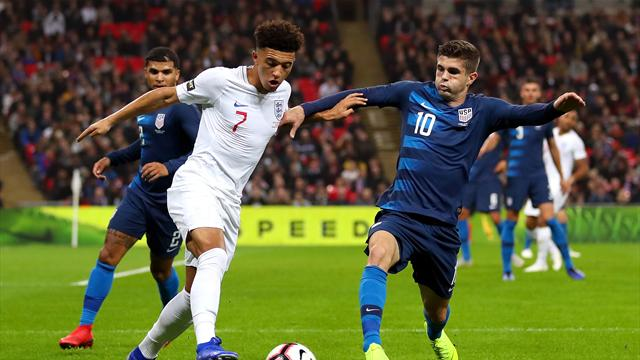 'We're going to win the Euros!' - Fans rave over 'baller' Sancho