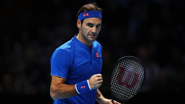 Federer must wait for 100th title, but happy with season