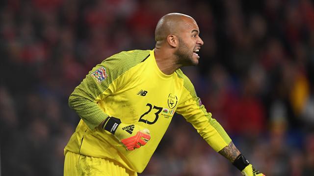 Randolph the hero as Ireland hold rivals to draw