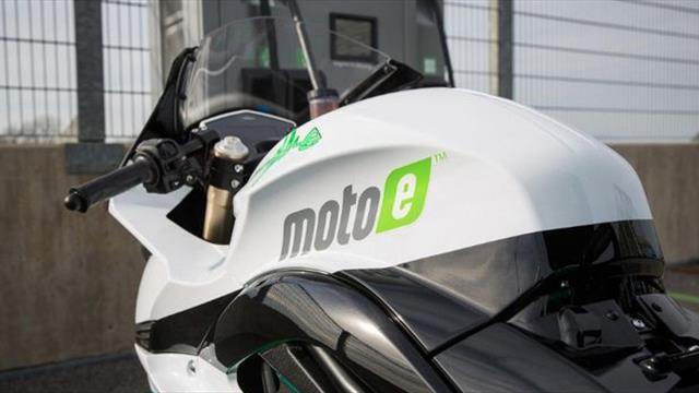 Five EWC riders to race MotoE
