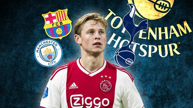 Euro Papers: Tottenham set to beat Barcelona to sign Dutch wonderkid