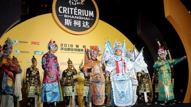 La segunda edición del Tour de Francia llega a China con Sagan y Thomas