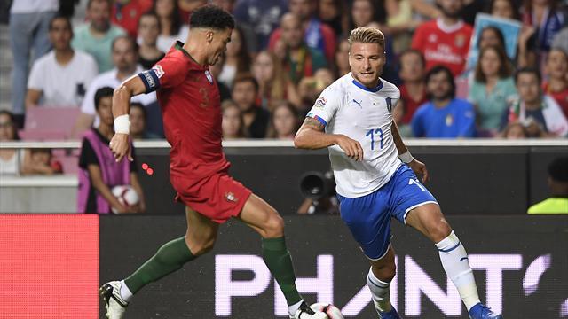 Test di maturità col Portogallo, Mancini ha deciso: attacco Chiesa-Immobile-Insigne