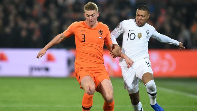 EN DIRECT Les Bleus menés à la pause par les Pays-Bas (1-0)