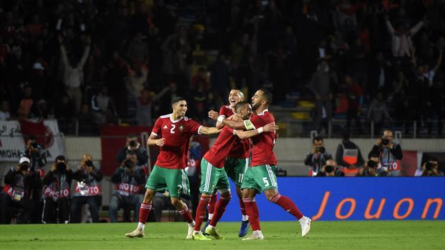 Le Maroc croque le Cameroun et se retrouve en ballottage favorable