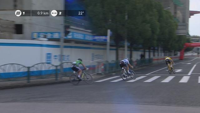 Tour de Francia en China: Sagan sucede a Froome como campeón del critérium asiático