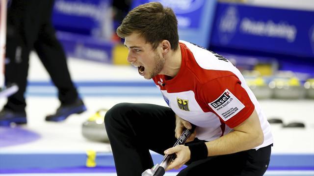 Deutschland mit Auftaktsieg bei Curling-EM