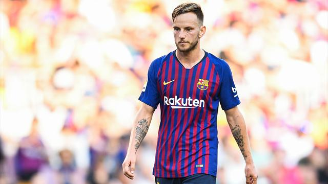 United told to pay £48m for Barcelona's Rakitic - reports