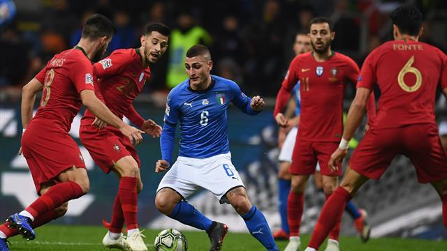 Le nouveau boss de l'Italie, c'est Verratti