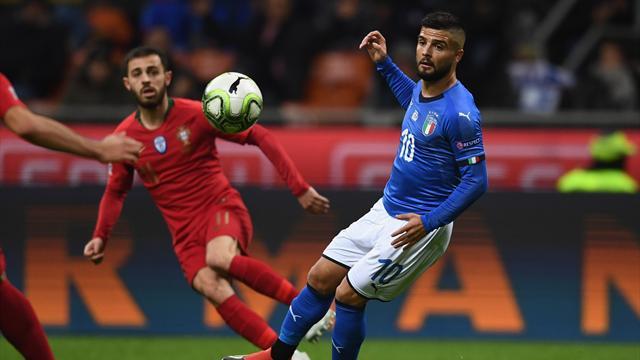 Italia ancora in bianco a San Siro: 0-0 col Portogallo, lusitani alla Final Four