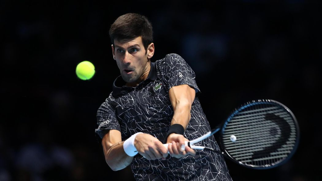 Tennis News Atp Finals Semi Final Novak Djokovic Breezes Past