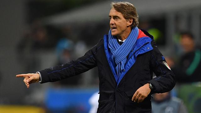 """Mancini: """"È un passo avanti"""". Bonucci: """"I fischi? La mamma degli imbecilli è sempre incinta"""""""