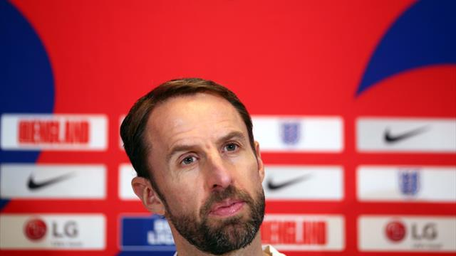 Southgate will let England's football do the talking at Wembley