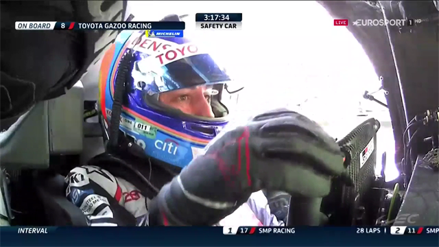 6 Horas de Shanghai: La parada en boxes que arruinó la carrera de Alonso