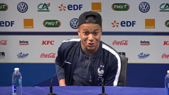 Mbappé sur l'accrochage entre Neymar et Cavani : «Ça n'évitera pas les câlins au PSG»