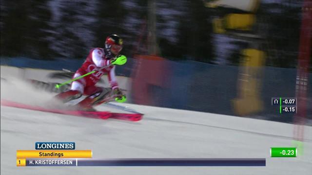 'Marcel Hirscher is back!' - Defending champion too good in Levi