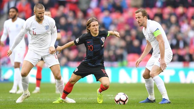 Angleterre – Croatie EN DIRECT