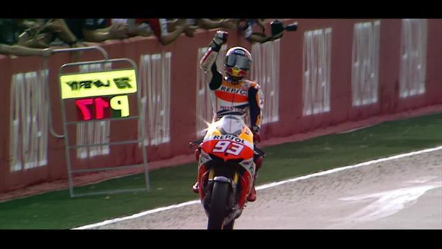 Die MotoGP im Laufe der Jahre