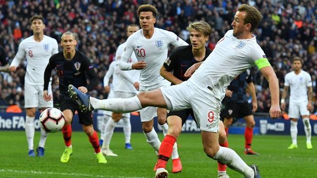 L'Inghilterra la ribalta con Kane: 2-1 alla Croazia che retrocede! Tre Leoni alla Final Four