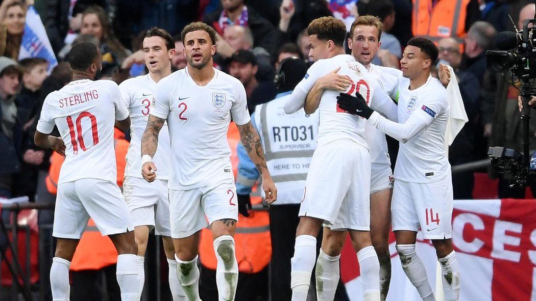 L Angleterre Et Harry Kane Prive L Espagne Du Final Four Apres Son