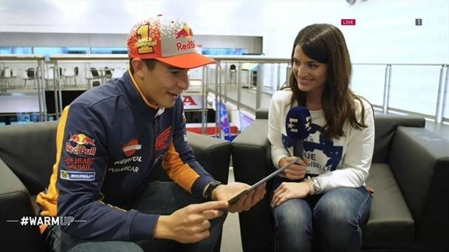 """Marquez : """"Lorenzo ? Bien sûr que je ne vais pas l'aider !"""""""