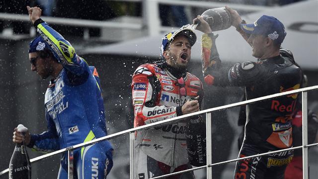 On refait le Grand Prix : Dovizioso équilibriste, Rossi mal payé, Espargaro héroïque