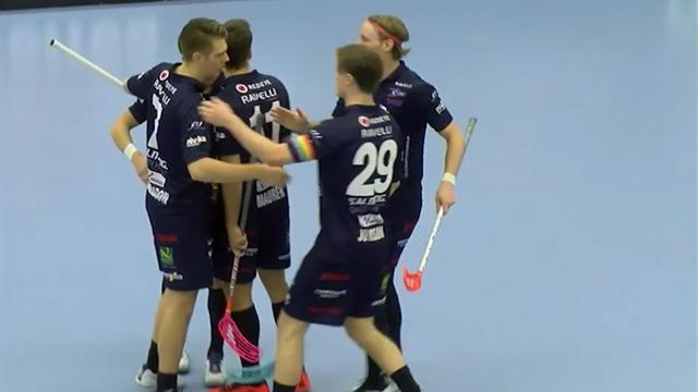 Höjdpunkter: Växjö vann tredje raka - besegrade nykomlingarna