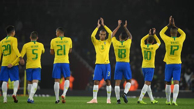 Loin des yeux, près des sous : la Seleção s'éloigne du Brésil