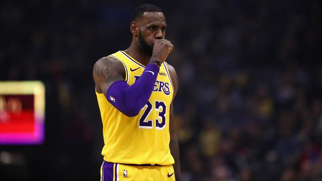 Même LeBron James n'a pas su calmer des Nets bouillants