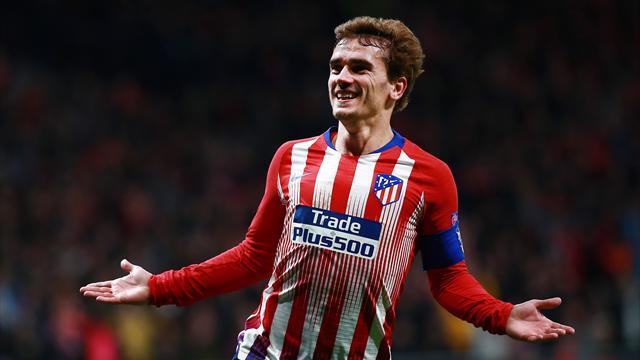 """Griezmann, un """"Mister efficacité"""" qui rapporte gros à l'Atlético"""